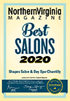 Northern Virginia Magazine Best Salons 2020