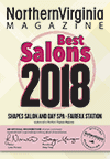 Northern Virginia Magazine Best Salons 2018